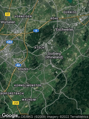 Google Map of Münsterbusch