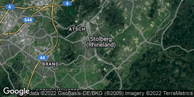 Google Map of Donnerberg
