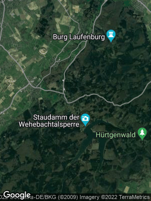 Google Map of Schevenhütte