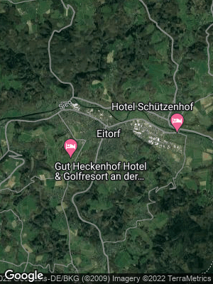 Google Map of Eitorf