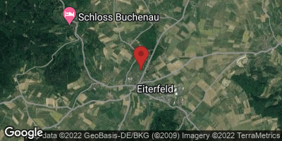 Google Map of Eiterfeld