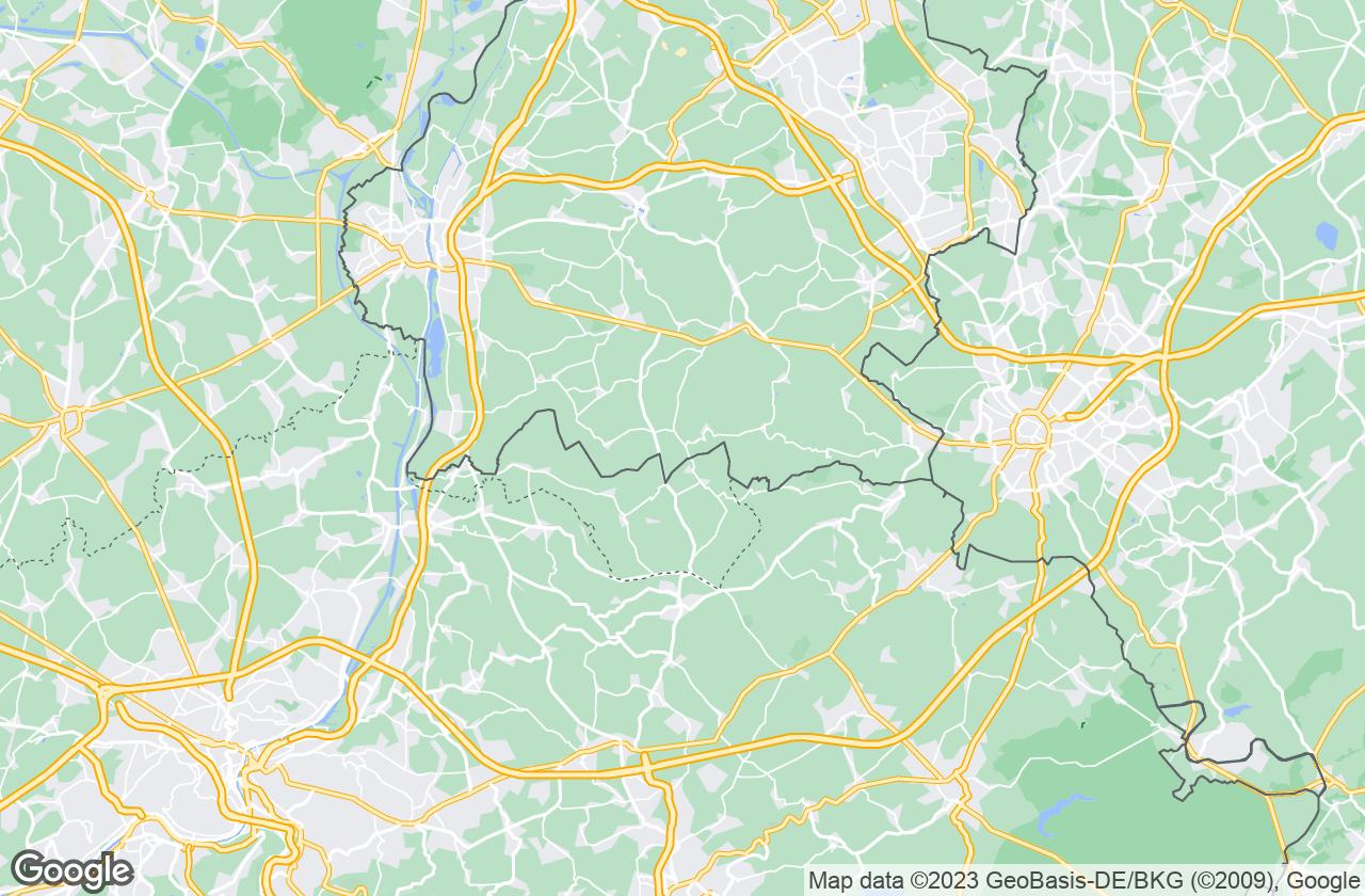 Google Map of Slenaken