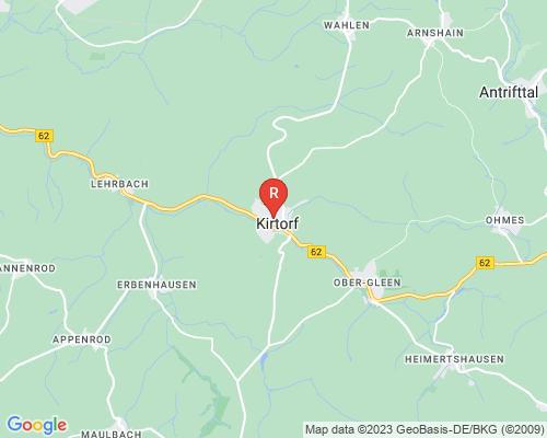 Google Karte von Rohrreinigung Kirtorf