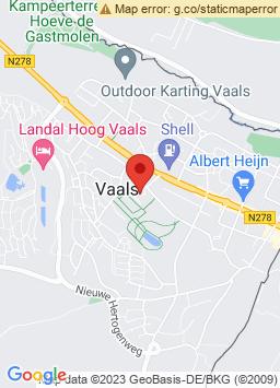 Google Map of Hotel Kasteel Bloemendal