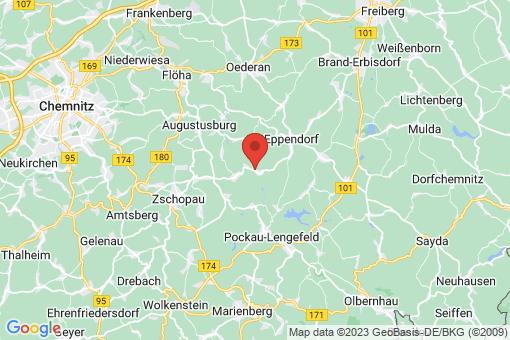 Karte Borstendorf