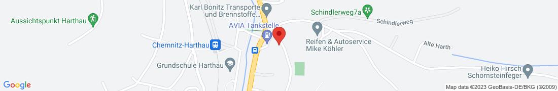 BayWa AG Chemnitz Anfahrt