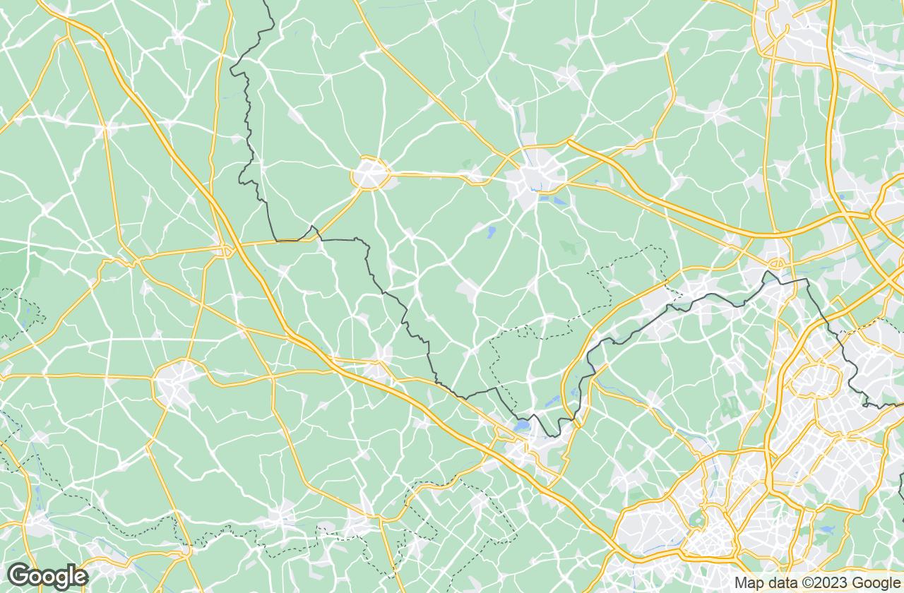 Google Map of Heuvelland