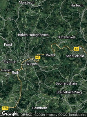 Google Map of Hövels