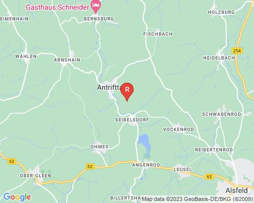 Google Karte von Rohrreingung Antrifttal