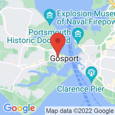 Map showing Craft Coffee House