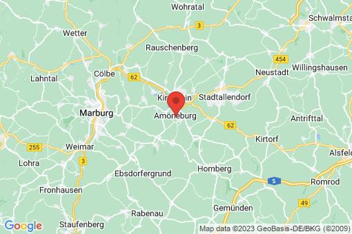 Karte Amöneburg
