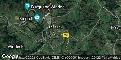 Google Map of Rosbach