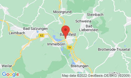 Arbeitsort: Barchfeld-Immelborn
