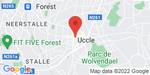 Carte de Les Bourgeoises Uccle