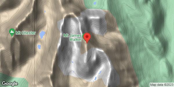 Mt James Walker