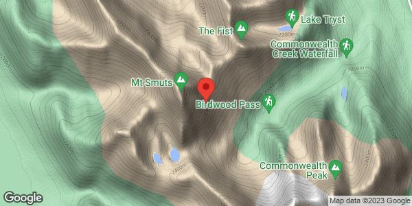 Mt Smuts