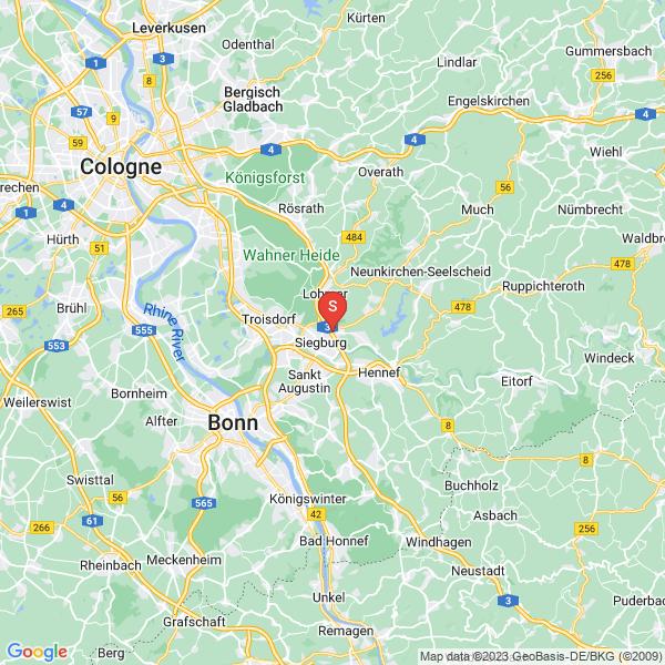 Siegburger Schützenverein St.Hubertus 08