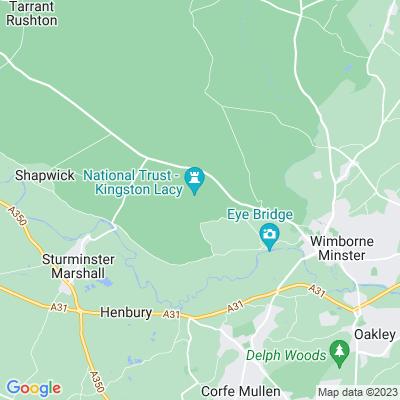 Kingston Lacy Location
