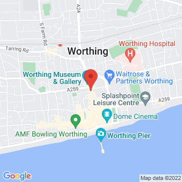 Worthing, Chapel Rd, Worthing BN11 1HP