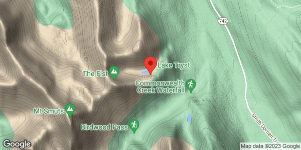 Tryst Lake