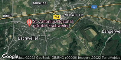 Google Map of Hovermühle
