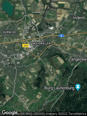 Google Map of Hücheln