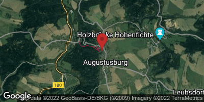 Google Map of Augustusburg