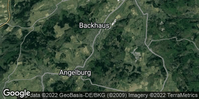 Google Map of Angelburg
