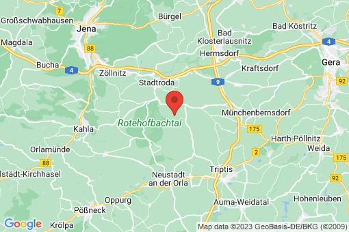 Karte Rattelsdorf