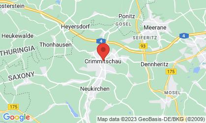 Arbeitsort: Crimmitschau, Reinsdorf bei Zwickau, Zwickau