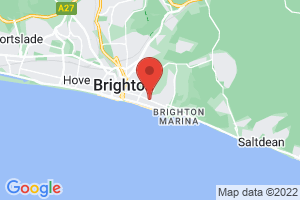 Brighton Health Promotion Library on the map