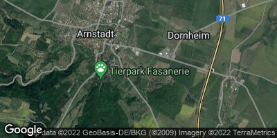 Google Map of Angelhausen-Oberndorf