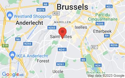 place Van Meenen, 1, 1060 Brussels, Belgium