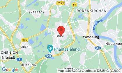 Arbeitsort: Brühl