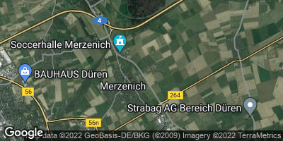 Google Map of Merzenich