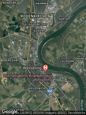 Google Map of Wesseling