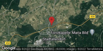 Google Map of Stadtallendorf