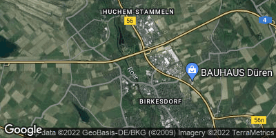 Google Map of Hoven