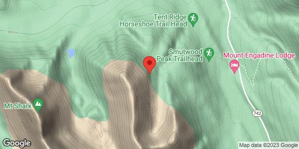 Tent Ridge area