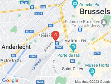 Bruxelles Gare du Midi 2