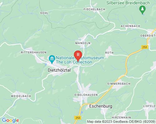 Google Karte von Rohrreinigung Dietzhölztal