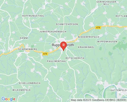 Google Karte von Rohrreinigung Ruppichteroth