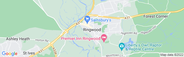 Map Of Ringwood