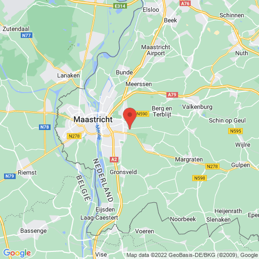 Maastricht Trophy map