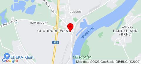 Google Map für M&F Monteurwohnung