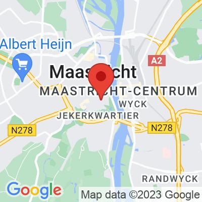 Map showing Koffie bij Joost en Maartje