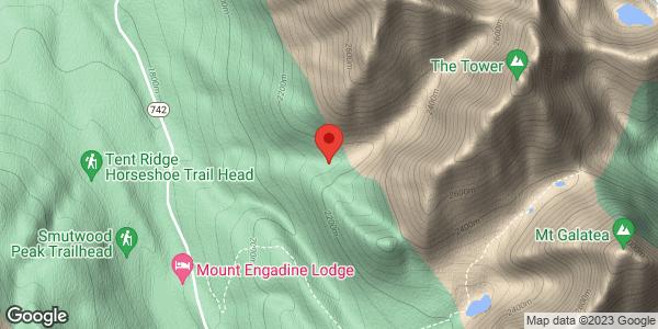 Mount Engadine Burn