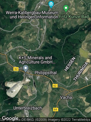 Google Map of Philippsthal