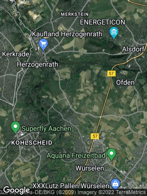 Google Map of Bardenberg