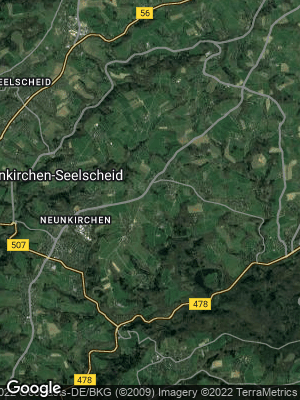 Google Map of Brackemich